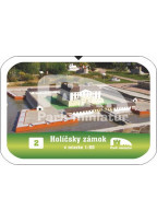 Button obdĺžnik PM model 002 Holíčsky zámok